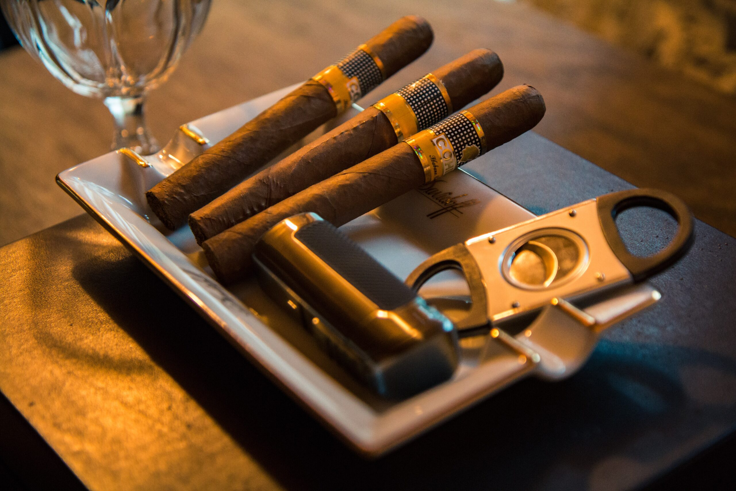 Cigar Travel Cases