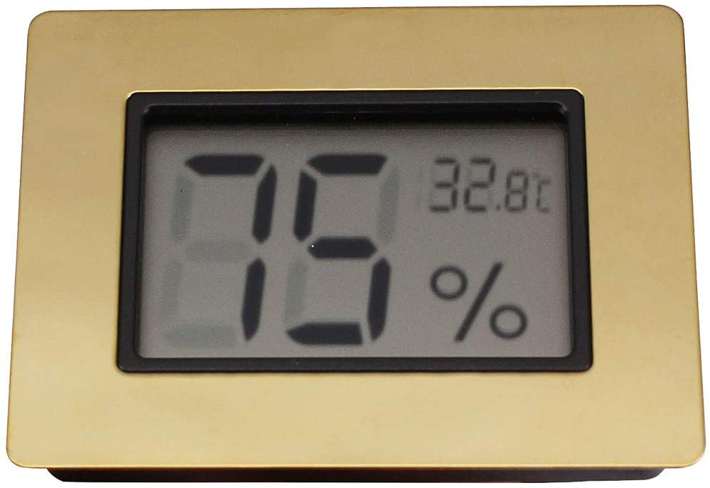 AMANCY Digital Cigar Hygrometer