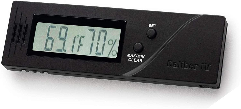 Cigar Oasis Caliber IV Digital Hygrometer