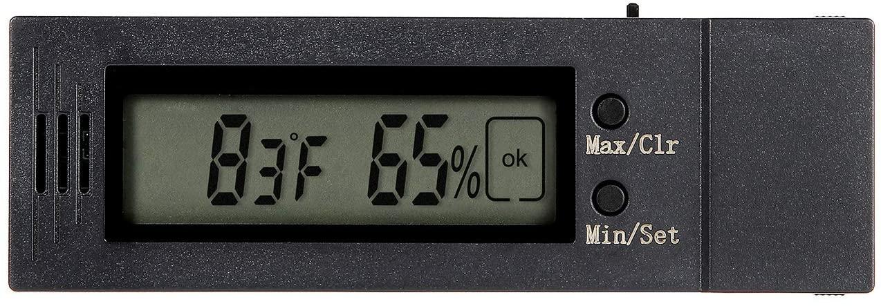Briidea Digital Hygrometer
