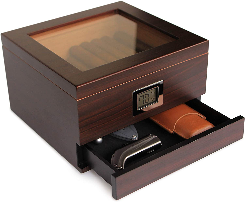 Case Elegance Cigar Humidor